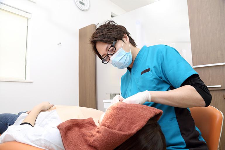 治療・定期的な診察