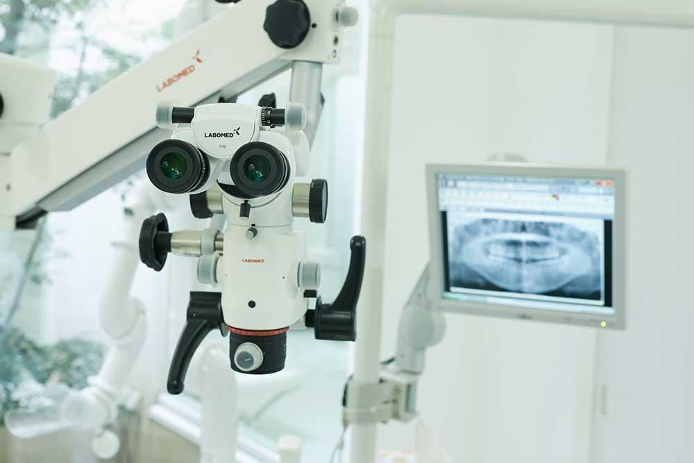 顕微鏡歯科の特徴・メリット